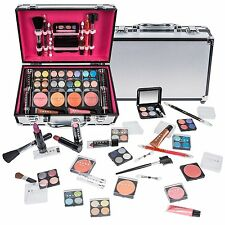 Makeup Kits For Makeup Artists Train Case Make Up Set Cosmetics Brusher Beauty