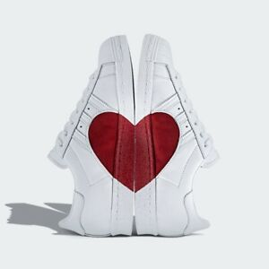 Adidas Superstar 80s Half Heart Women Men