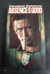 Absence-Of-The-Good-1999-VHS-Tapes-Ex-Rental-Thriller-Stephen-Baldwin