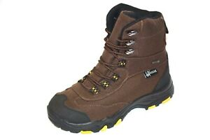clearance prices free shipping outlet on sale La Caccia High Cut Hiking Boots - Brown - Sizes 8 - 13 UK | eBay