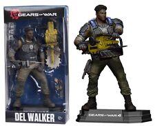 """Gears OF WAR del colore blu Walker Tops 7"""" figure McFarlane in magazzino"""