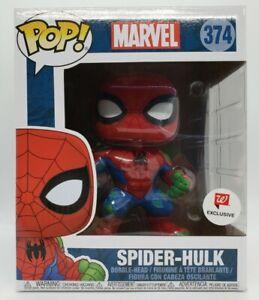 Funko-Pop-Marvel-374-Walgreens-Exclusive-Spider-Hulk-6-Damaged-Box