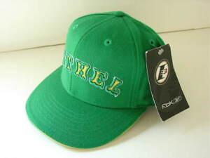REEBOK-I3-BETHEL-Green-Wool-Baseball-Hat-Cap-Mens-Size-7-3-4-NEW-NWT