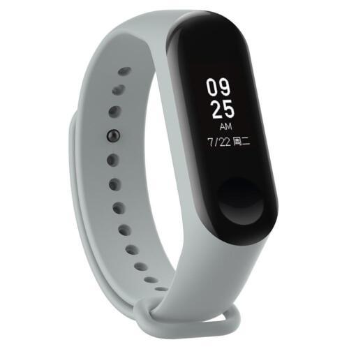 For XIAOMI MI Band 4 //MI Band 3 Silicon Bangle Wrist Strap WristBand Bracelet Y1