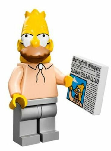 CHOOSE A FIGURE FROM THE LIST THE SIMPSONS LEGO MINIFIGURES 71005 NEW