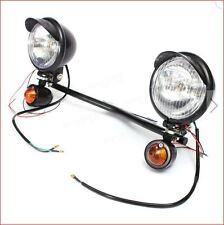 motorcycle,headlight,Bar,indicators,chop,trike,project,honda,suzuki,yamaha,BLACK