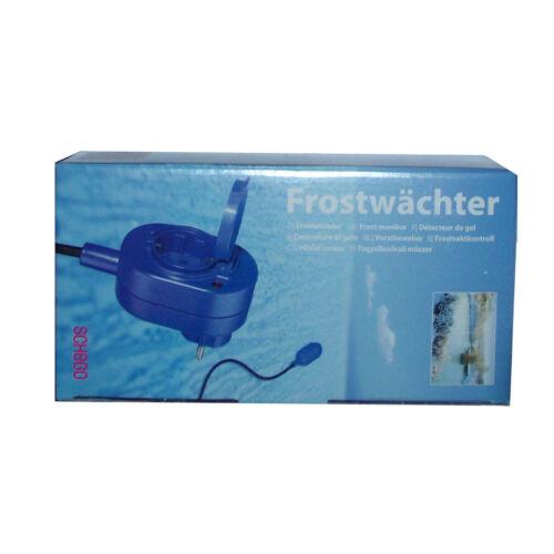 Winter Frostwächter SCHEGO Frost Wächter für Teichheizer Teich Heizung