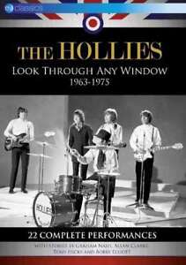 THE-HOLLIES-Look-Through-Any-Window-NUEVO-DVD