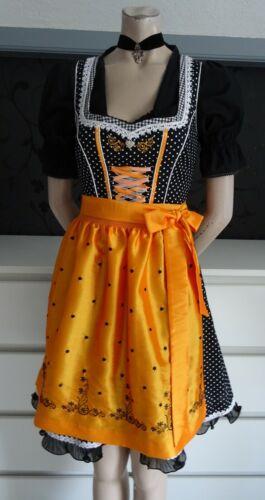 Dirndl Authentic German Bavarian 3 pc. Dress Blous