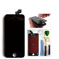 LCD Display Touchscreen Komplettset  Front Glas für iPhone 5 Schwarz