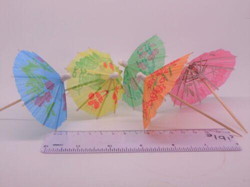 1:12 Scale Paper Parasol Dolls House Miniature