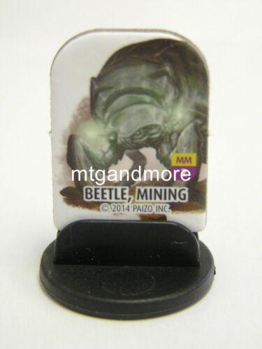#002 Beetle Mining Mummy´s Mask Pathfinder Battles Pawns // Tokens