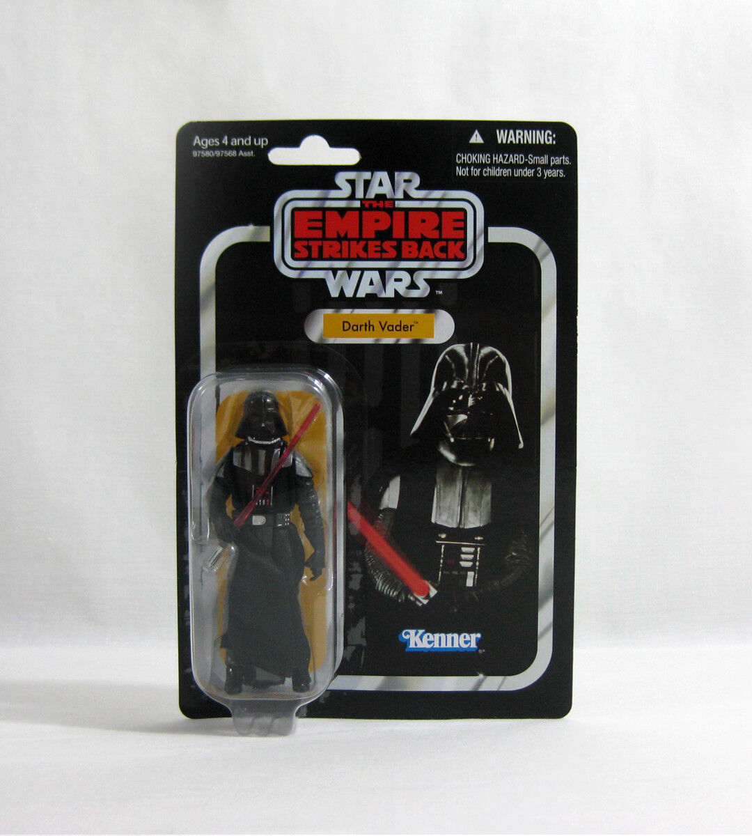NEW 2010 Star Wars ✧ Darth Darth Darth Vader ✧ Vintage Collection VC08 MOC 8c1e81