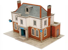 Police Station / Public Library Superquick B25 -OO Building Card kit - free post