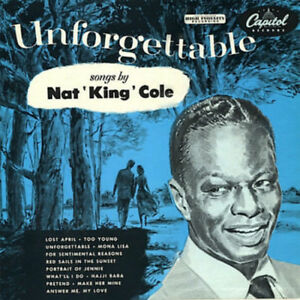 Nat-King-Cole-Unforgettable-New-Vinyl-LP