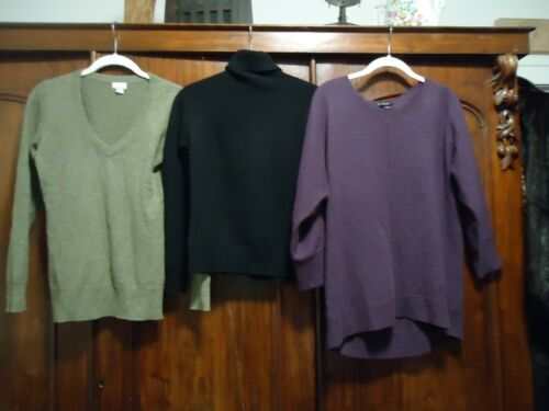 Women's Cashmere Sweaters x 3 - Bloomingdale's Val