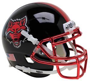 ARKANSAS-STATE-RED-WOLVES-NCAA-Schutt-XP-Authentic-MINI-Football-Helmet