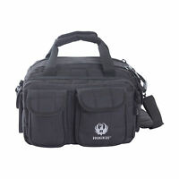 Allen Ruger Pro Series Range Bag 27950 Dual Zipper - Molle System - Pockets