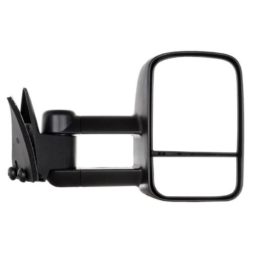 GM1320123 Make Auto Parts Manufacturing Driver//Left Side Manual Towing Mirror for Chevy//GMC Pickup Trucks 1992-2000
