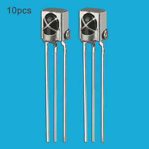 10-PCS-Universal-IR-Infrared-Receiver-38Khz-Infrared-Sensor-For-Arduino-Remote
