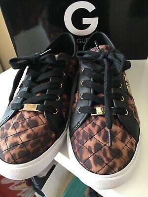 GUESS Sneaker Tennis Shoes Women Animal