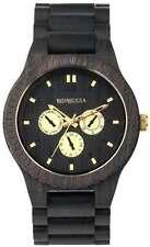 WeWood Wooden Watch - Kappa Black Ro (wwood818KBR)