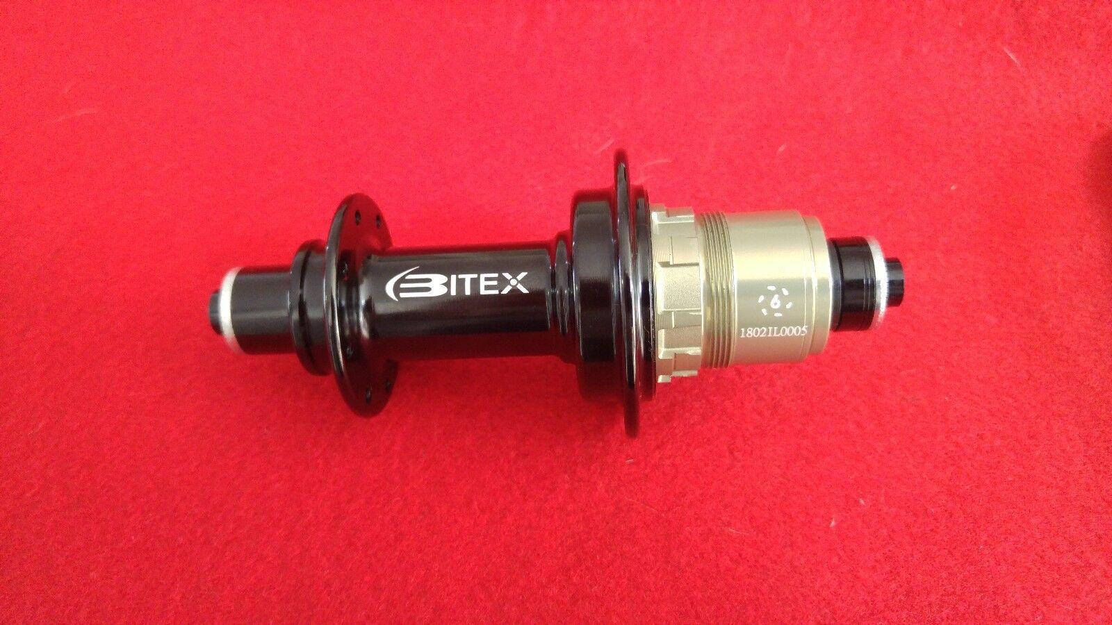Bitex RAR9  24 holes (2 1) Ultra light hub for SRAM XD cassette 189 grams