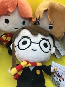 3 X Harry Potter Plush Toy Collectables Ebay