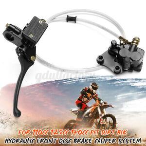Right-Front-Hydraulic-Brake-110cc-125cc-140cc-Pit-Dirt-Bike-ATV-12-034-14-034-Wheel