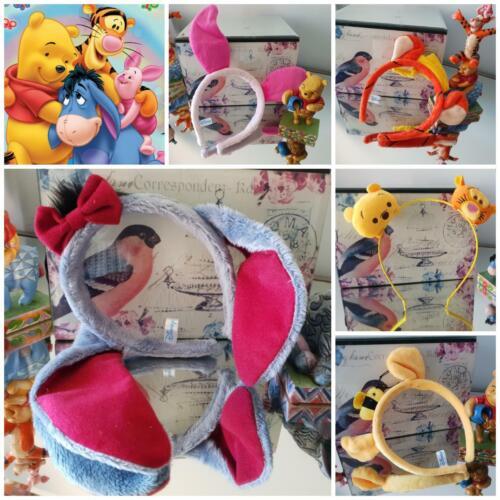 kids Winnie the pooh Eeyore Piglet Tigger tsum Disney Ears Headband character