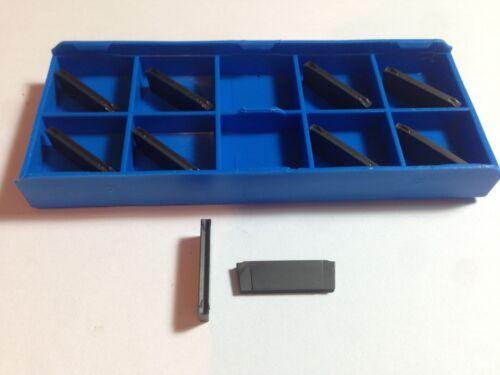 1 x ISCAR DGN 2002J IC5080 Cut Off Carbide Inserts Cnc Lathe tools DGFH 2mm New!