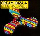Cream Ibiza by Eddie Halliwell (CD, Jul-2010, 2 Discs, New State Entertainment Ltd.)