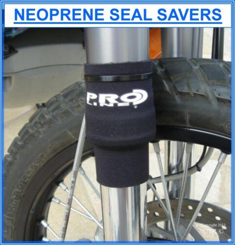 Proline Guarnizione Olio per forcella Gamba risparmiatori 45x130mm Motocross Enduro Bike Part Protettore