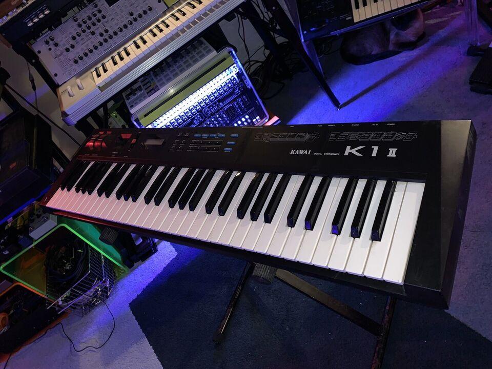 Synthesizer, Kawai K1 II