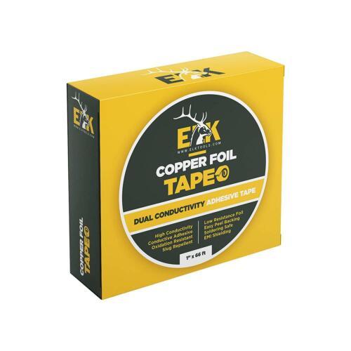 Copper Foil Tape with Conductive Adhesive for Guitar  EMI Shielding Slug Repel