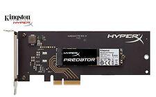 M2 SSD Kingston 240GB HyperX Predator PCIe Gen 2.0 x4 SHPM2280P2H/240G Gaming