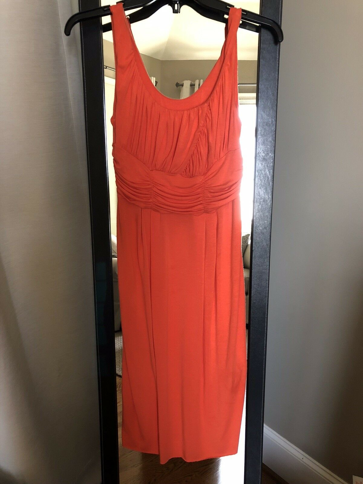 NWT Rachel Pally tank dress in orange Size Small