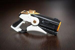 Mercy Gun   Mercy Caduceus Blaster   Cosplay Gun Prop   Costume   Mercy gift