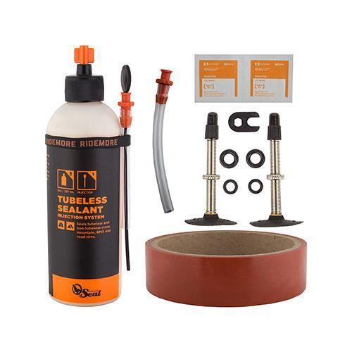 Orange Seal Mountain Bike Bicycle Tubeless Kit