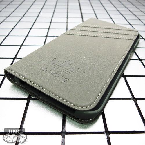 Original Adidas Samsung SM-G930TZKATMK Galaxy S7 Booklet Cover Book Case Pouch