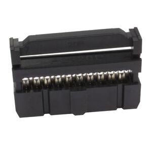 10 econ 20-pol Federleiste PV20 Flachkabel AWG28 Pfostenverbind<wbr/>er RM2,54 859452