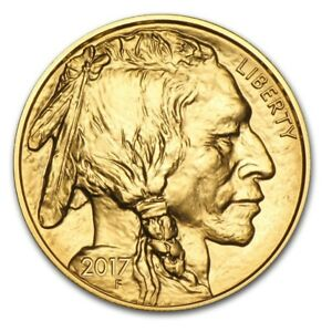 2017 1 oz Gold Buffalo Coin Brilliant Uncirculated - SKU #118011