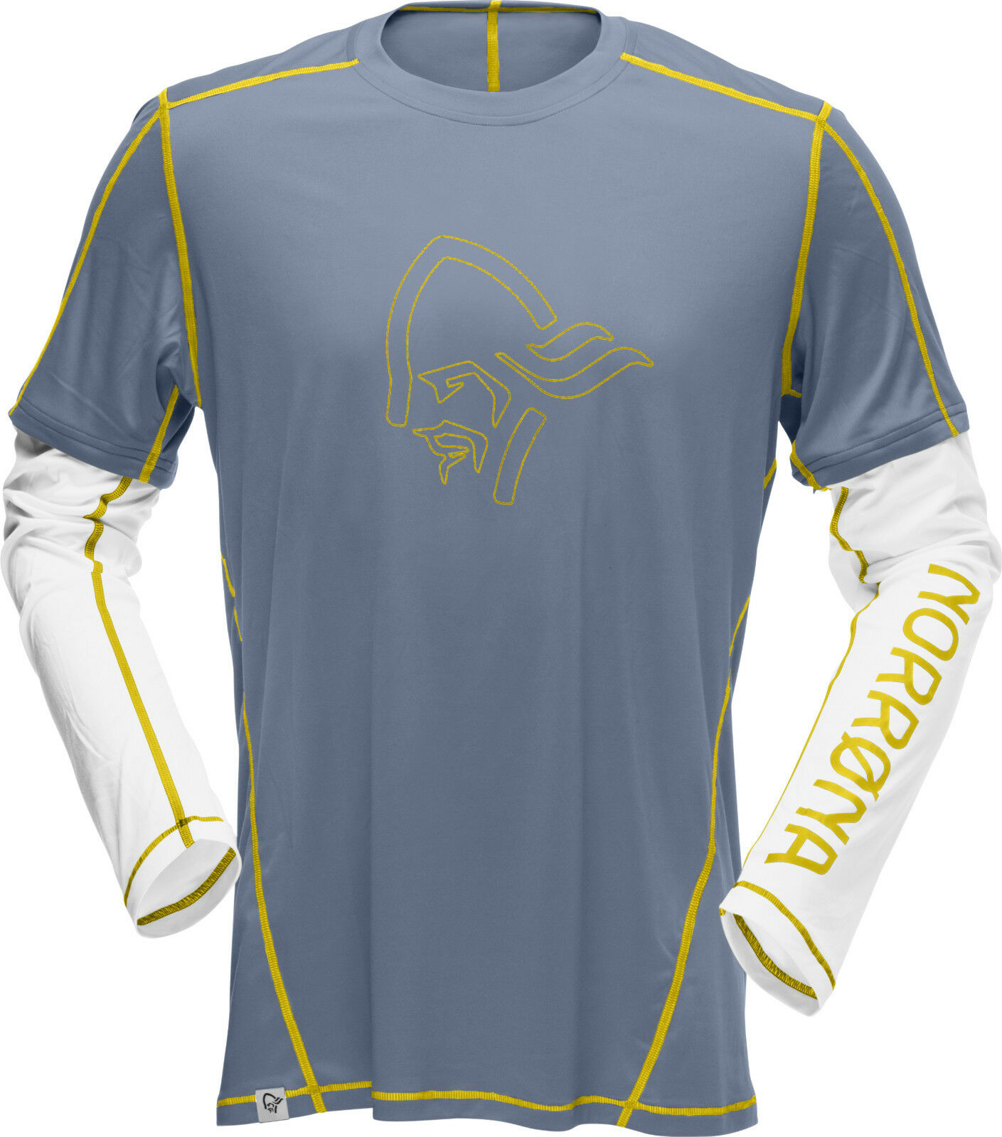 Norrona29 tech lungo sleeve Shirt M, asciuga rapidonnate, traspirante, all'aperto