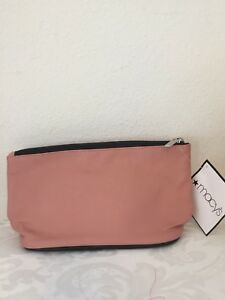 Image is loading Macy-s-Cosmetic-Makeup-Case-Purse-Clutch-Handbag- 1dd17ae5f6