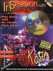 In Session with Korn: (Drum) by Faber Music Ltd (Paperback, 2005)
