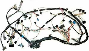 1981 Corvette Dash Wiring Harness for cars with Manual ...