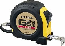 TAJIMA G LOCK RUBBER GRIP AUTOMATIC TAPE MEASURE  5.5M 19MM