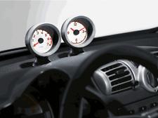 Zusatzinstrumente Smart Fortwo Benzin 451 Cockpituhr und Drehzahlmesser