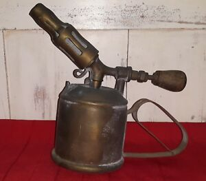 ANTIGUO SOPLETE DE CARBURO