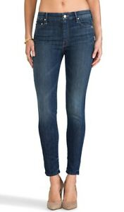 93a6eac4aede MOTHER brand High Waisted Looker Ankle in A Waltz at Midnight Jeans ...